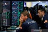 Wall Street berbalik arah ditutup lebih tinggi dipicu komentar WHO