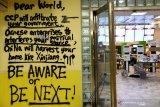 Protes di Hong Kong mereda jelang pemilihan lokal