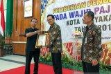 Pemkot Yogyakarta: Penghargaan wajib pajak diharapkan tingkatkan taat pajak