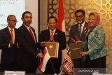 Pemerintah Malaysia-Indonsia tanda tangani survei batas internasional