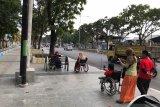 Dinas PUPR Kota Padang targetkan penyelesaian trotoar hingga Desember 2019