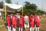 Kesebelasan Nagari Katapiang raih kemenangan perdana di Liga Desa Nusantara Seri nasional