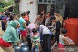 50 kepala keluarga di Munjul Jakarta alami kekeringan