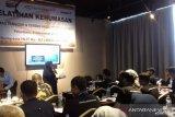 29 praktisi Humas se-Riau dilatih tangkal hoaks
