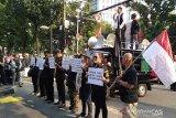 Pendemo ancam PSI DKI Jakarta dipolisikan