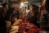 Disnakan imbau masyarakat pastikan kualitas daging layak  dikonsumsi
