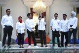Latar belakang stafsus Presiden Jokowi