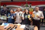 Tujuh pelaku order palsu ditangkap Polres Depok dengan bantuan sistem dan teknologi Gojek