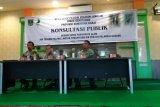 KPHP gelar konsultasi publik dua wisata alam