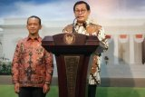 Presiden segera umumkan 12 staf khusus