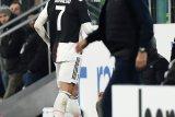 Tidak akan mainkan Ronaldo lawan Atlanta, ini alasan Maurizio Sarri