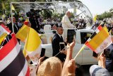 Paus Fransiskus tiba di Jepang bawa pesan anti nuklir