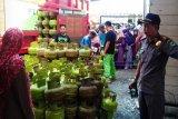 Disdagperinkop Kapuas temukan elpiji 3 kg dijual melebihi HET