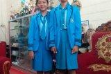 Dua siswi SMPK St Yoseph Naikoten Kupang lolos seleksi OPSI 2019