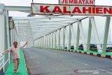 Pemprov diminta segera perbaiki fender Jembatan Kalahien