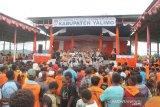 KPU Yalimo luncurkan tahapan Pilkada 2020