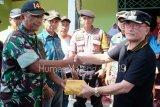 17 rumah di Mamuju Tengah rusak diterjang puting beliung
