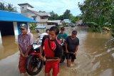 Banjir Tepuai surut, transportasi Pontianak - Putussibau normal