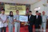 Jasa Raharja Sultra beri bantuan sarana pendidikan kepada Ponpes Gontor