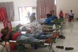 PMI mengaku terbantu penuhi kebutuhan darah aksi donor ASN Biak