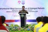 Gubernur Dorong Pemuda untuk Berwirausaha