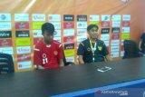 Gagal ke final, pelatih tim pelajar Indonesia minta maaf