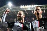 Liga Italia -- Juve bangkit dari ketinggalan hingga menang 3-1 di markas Atalanta