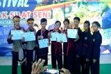 Kuntau Borneo terbaik kelima se-Indonesia, begini respon Bupati Bartim