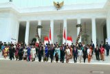 Terkait survei Prabowo kinerja baik, PDIP sebut Jokowi berhasil tempatkan orang