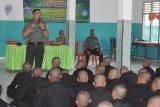 Dandim 0403 tinjau pembangunan karya bakti TNI