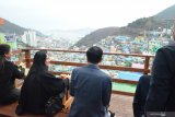 Presiden sebut Gamchoen Busan bisa jadi inspirasi kepala daerah