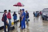 Gara-gara dimintai rokok, seorang warga Sampit tenggelam diduga didorong dari dermaga