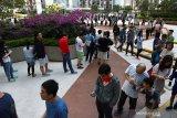 Jumlah suara pemilih Hong Kong catat rekor