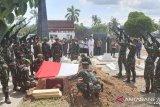 Makam mantan Gubernur Sulut resmi dipindahkan ke TMP Pentadio