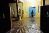 Ketinggian air rendam Masjid An Har Lubukbasung Agam capai satu meter