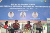Ombudsman RI: Tiga kabupaten di Jatim tertinggi laporan masyarakat terkait perizinan