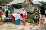 Sarana air bersih sangat dibutuhkan masyarakat Kotim