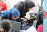 Mahasiswa Undip ikut hidupkan Kota Lama