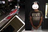 Polisi ringkus terduga pelaku jambret di jalan Kartini Palu