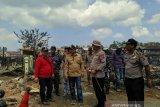 Polisi Kotabaru selidiki penyebab kebakaran satu desa di Pulau Sebuku