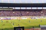 Persib Bandung  ditahan imbang tanpa gol oleh Barito Putera