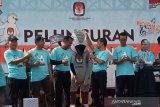 KPU mengharapkan maskot Pilkada Bantul wujudkan demokrasi penuh kedamaian