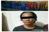 Seorang penimbun BBM di Banjarmasin ditetapkan sebagai tersangka