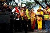 Tanggul tsunami Teluk Palu mulai dibangun, telan dana Rp250 miliar