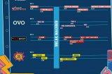 Jadwal penampilan The 90's Festival hari ini