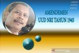 Analis Politik: Jangan sampai pembahasan amendemen UUD melebar ke mana-mana