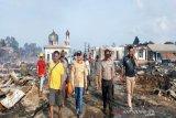 Kerugian kebakaran di Kotabaru capaii puluhan miliar rupiah