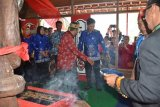 Rumah cagar budaya Panglima Dayak Taboyan diresmikan