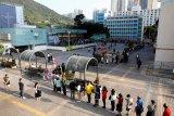 China dirikan pusat krisis Hong Kong