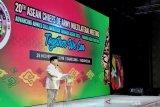 Prabowo mengajak negara-negara ASEAN untuk bersama menangkal terorisme